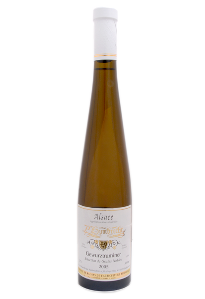 Gewurztraminer Sélection de Grains Nobles 2005