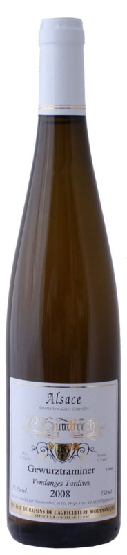 Gewurztraminer Vendanges Tardives 2008